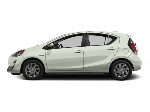 2015 Toyota Prius c Two MoonglowGray V4 15 L Variable 5 miles FREE CAR WASHES for Lifetime of