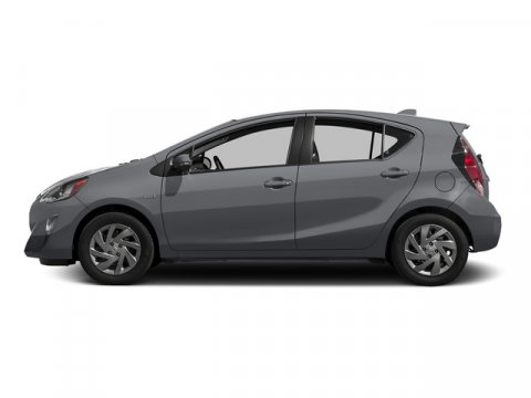 2015 Toyota Prius c Two Magnetic Gray MetallicLIGHTBLUE GRAY V4 15 L Variable 5 miles FREE C