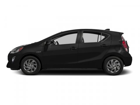 2015 Toyota Prius c Three Black Sand PearlGRAY DARK BLUE V4 15 L Variable 5 miles FREE CAR WA