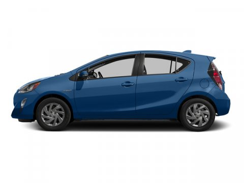 2015 Toyota Prius c Two Blue Streak MetallicDARK BLUEBLACK V4 15 L Variable 5 miles FREE CAR