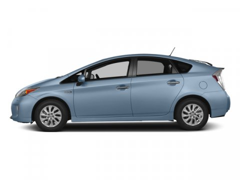 2015 Toyota Prius Plug-In BASE Clearwater Blue MetallicDARK GRAY V4 18 L Variable 5 miles FRE