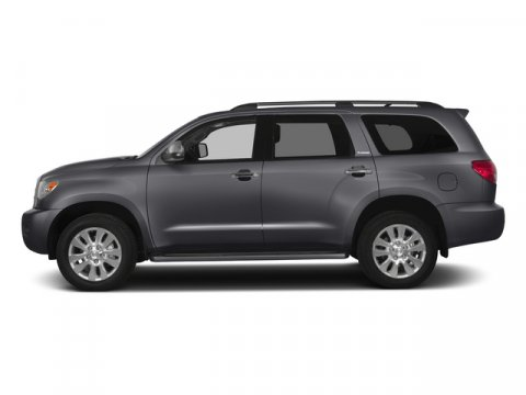 2015 Toyota Sequoia Limited Magnetic Gray MetallicGraphite V8 57 L Automatic 5 miles FREE CAR
