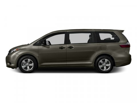 2015 Toyota Sienna SE ASK ABOUT OUR 10 POINT VALUE Predawn Gray MicaBlack V6 35 L Automatic 5