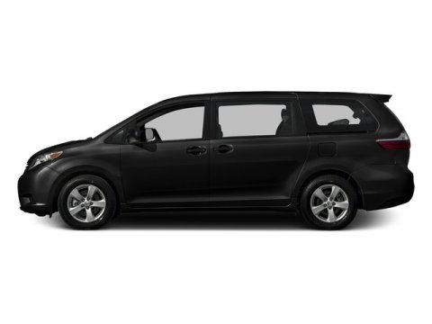 2015 Toyota Sienna SE Attitude BlackBLACK V6 35 L Automatic 5 miles FREE CAR WASHES for Lifeti