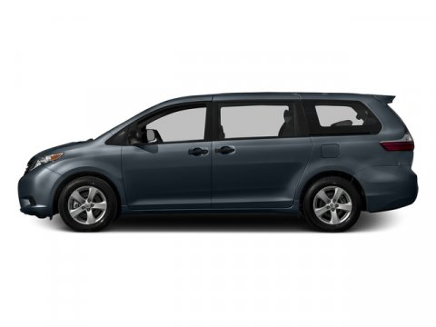 2015 Toyota Sienna XLE Shoreline Blue Pearl V6 35 L Automatic 5 miles FREE CAR WASHES for Life