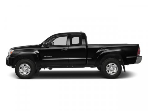 2015 Toyota Tacoma BlackGraphite V6 40 L Automatic 5 miles FREE CAR WASHES for Lifetime of Own