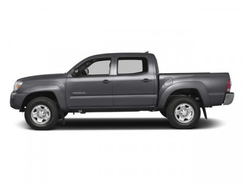 2015 Toyota Tacoma Magnetic Gray MetallicGraphite V6 40 L Automatic 5 miles FREE CAR WASHES fo