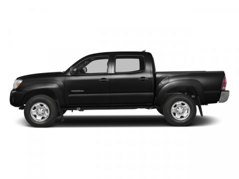 2015 Toyota Tacoma BlackGraphite V6 40 L Automatic 5 miles FREE CAR WASHES for Lifetime of Ow