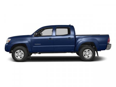 2015 Toyota Tacoma Blue Ribbon MetallicGraphite V6 40 L Automatic 5 miles FREE CAR WASHES for