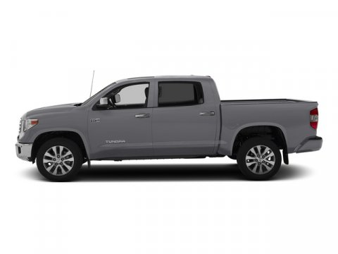 2015 Toyota Tundra LTD Magnetic Gray MetallicBLACK V8 57 L Automatic 5 miles FREE CAR WASHES