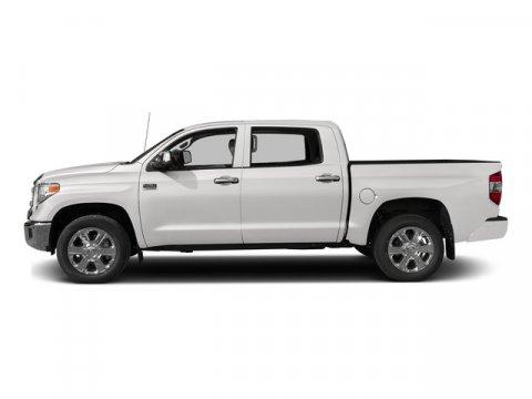 2015 Toyota Tundra 1794 Super WhiteBlack V8 57 L Automatic 9 miles FREE CAR WASHES for Lifeti