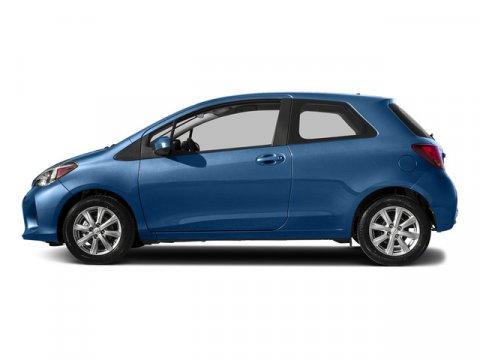 2015 Toyota Yaris L Blue Streak MetallicBLACK CIRCLES V4 15 L Automatic 1 miles FREE CAR WASHE