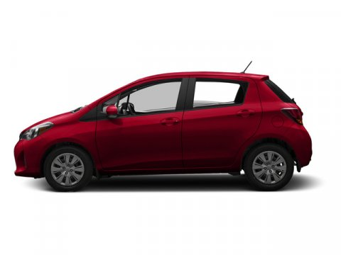 2015 Toyota Yaris SE Absolutely Red V4 15 L Automatic 5 miles FREE CAR WASHES for Lifetime of
