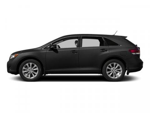 2015 Toyota Venza XLE Attitude BlackIVORY V6 35 L Automatic 5 miles FREE CAR WASHES for Lifeti