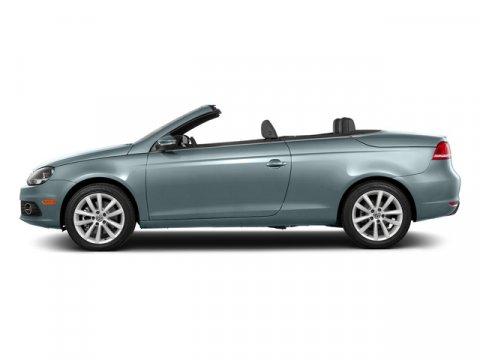2015 Volkswagen Eos Komfort Horizon Blue MetallicCornsilk Beige V4 20 L Automatic 0 miles  Tur