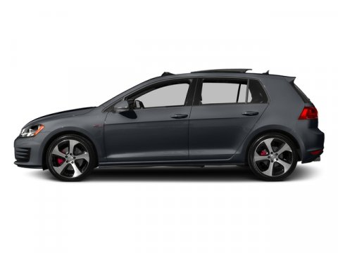 2015 Volkswagen GTI SE Carbon Steel Gray MetallicTitanium Black V4 20 L Manual 0 miles  Turboc