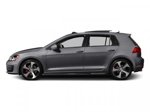2015 Volkswagen GTI S Deep Black PearlTitanium Black V4 20 L Manual 0 miles  Turbocharged  Fr