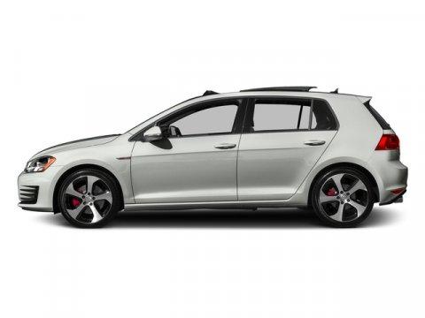 2015 Volkswagen GTI S Reflex Silver MetallicTitanium Black V4 20 L Manual 0 miles  Turbocharge