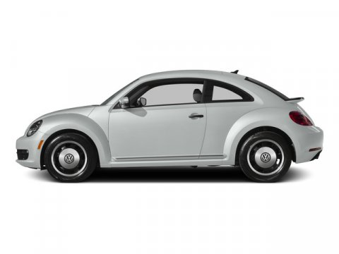 2015 Volkswagen Beetle Coupe 18T Classic Pure White V4 18 L Automatic 5 miles The Volkswagen