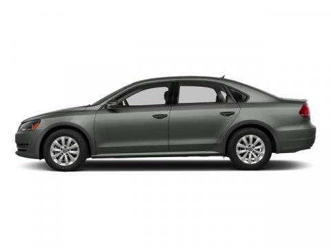 2015 Volkswagen Passat TDI SEL Premium Platinum Gray MetallicMoonrock Gray V4 20 L Automatic 0