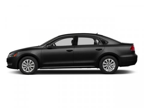 2015 Volkswagen Passat TDI SEL Premium Black UniTitanium Black V4 20 L Automatic 0 miles  Turb