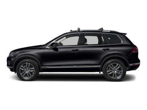 2015 Volkswagen Touareg Lux Deep Black PearlTerracotta Brown V6 30 L Automatic 10 miles The V
