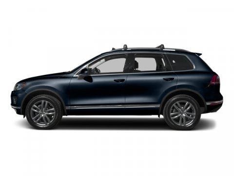2015 Volkswagen Touareg Lux Moonlight Blue PearlBlack V6 36 L Automatic 16 miles  LUGGAGE NET