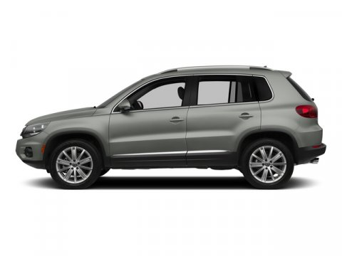 2015 Volkswagen Tiguan S Reflex Silver MetallicBlack V4 20 L Automatic 0 miles  Turbocharged