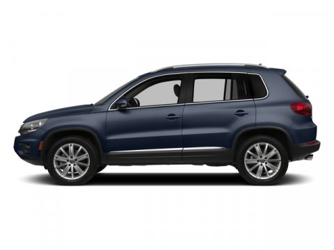 2015 Volkswagen Tiguan S Night Blue MetallicBlack V4 20 L Automatic 16 miles The Tiguan is ev