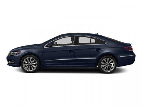 2015 Volkswagen CC Sport Night Blue Metallic2-Tone BlackDesert Beige V4 20 L Automatic 18 mil