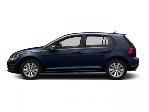 2015 Volkswagen Golf TDI S Night Blue MetallicBeige V4 20 L Manual 0 miles  Turbocharged  Fro