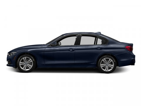 2016 BMW 3 Series 328i Imperial Blue MetallicBlack V4 20 L Automatic 7 miles  BLACK WRED HIG