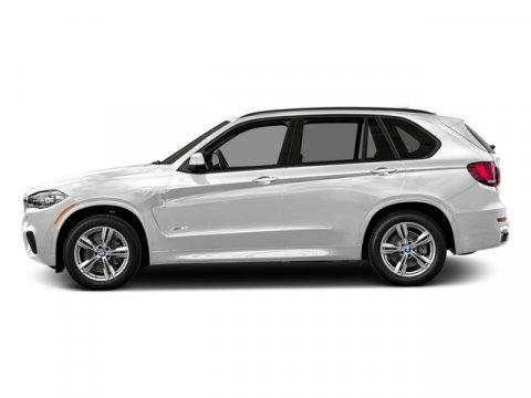 2016 BMW X5 sDrive35i Mineral White MetallicMOCHA V6 30 L Automatic 6 miles  ALUMINUM RUNNING