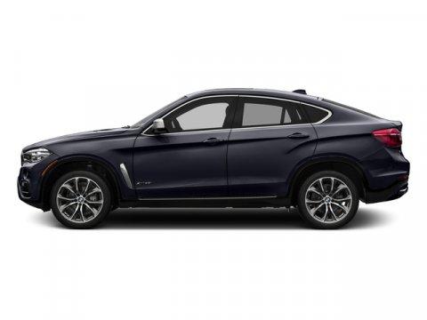 2016 BMW X6 sDrive35i Carbon Black MetallicLCSW BLACK DAKOTA LEATHER V6 30 L Automatic 0 miles