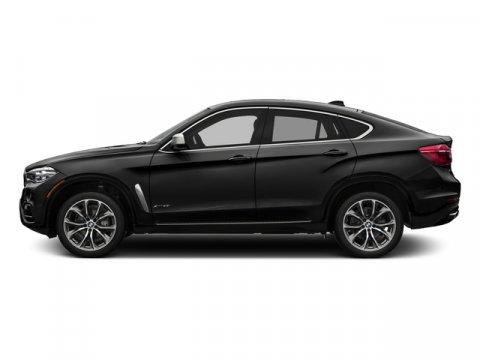 2016 BMW X6 sDrive35i Black Sapphire MetallicLCSW BLACK DAKOTA LEATHER V6 30 L Automatic 0 mil