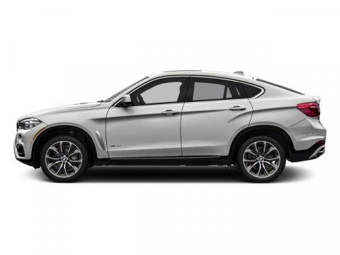 2016 BMW X6 sDrive35i Mineral Silver MetallicLCFY CANBERRA BEIGEBLACK DAKOTA LE V6 30 L Automa