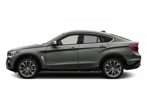2016 BMW X6 xDrive35i Space Gray MetallicIvory V6 30 L Automatic 7 miles  DRIVER ASSISTANCE P