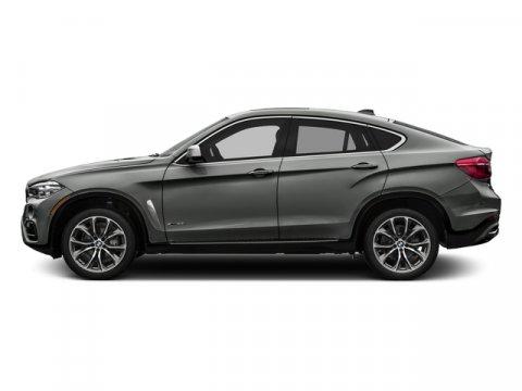 2016 BMW X6 sDrive35i Space Gray MetallicLCEW IVORY WHITEBLK DAKOTA LEATHER V6 30 L Automatic