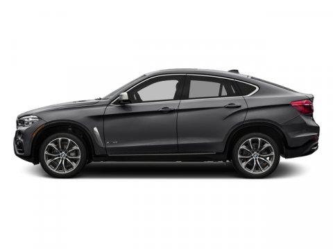 2016 BMW X6 sDrive35i Dark Graphite MetallicLCD1 V6 30 L Automatic 0 miles  DARK GRAPHITE MET