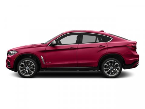 2016 BMW X6 xDrive35i Flamenco Red MetallicLCSW BLACK DAKOTA LEATHER V6 30 L Automatic 0 miles