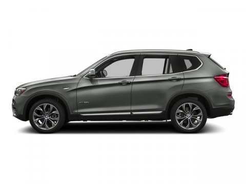 2016 BMW X3 xDrive35i Space Gray MetallicBlack V6 30 L Automatic 7 miles  BLACK NEVADA LEATHE