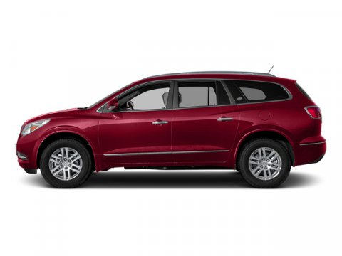 2016 Buick Enclave Leather Crimson Red Tintcoat V6 36L Automatic 0 miles Come and see why the