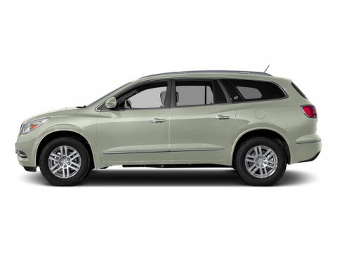 2016 Buick Enclave Leather White Frost Tricoat V6 36L Automatic 10 miles Come and see why the