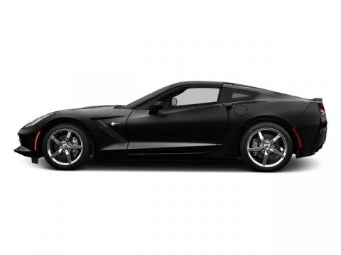 2016 Chevrolet Corvette 1LT BlackJet Black V8 62L  0 miles With its sculpted athletic exterio