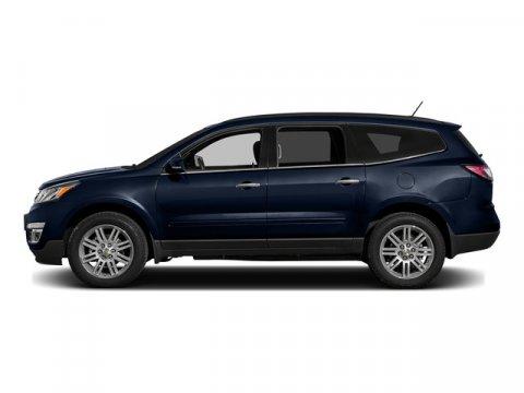 2016 Chevrolet Traverse LS Blue Velvet MetallicDark TitaniumLight Titanium V6 36L Automatic 3
