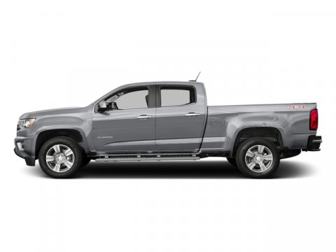 2016 Chevrolet Colorado 2WD LT Silver Ice MetallicJet Black V4 25L Automatic 0 miles With adv