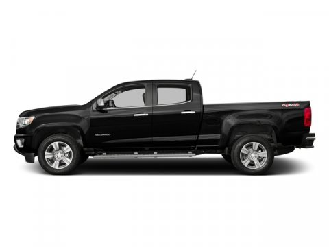 2016 Chevrolet Colorado 2WD LT BlackJet Black V6 36L Automatic 0 miles With advanced technolo