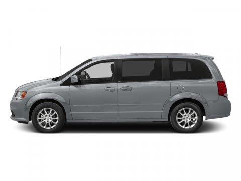 2016 Dodge Grand Caravan RT Billet Silver Metallic ClearcoatLEATHER TRIMMED V6 36 L Automatic