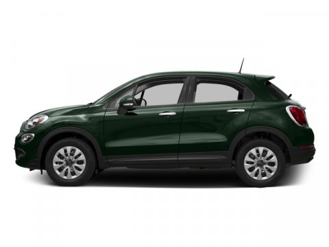 2016 FIAT 500X Easy Verde Toscana Green MetallicCLOTH LOW BACK V4 24 L Automatic 10 miles T