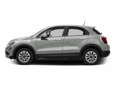 2016 FIAT 500X Easy Bianco Gelato White Clear CoatCLOTH LOW BACK V4 24 L Automatic 10 miles